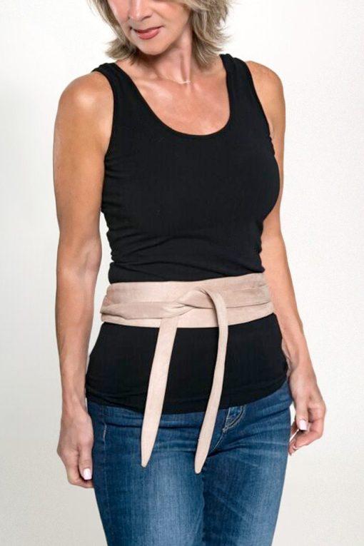 tan belt accessories